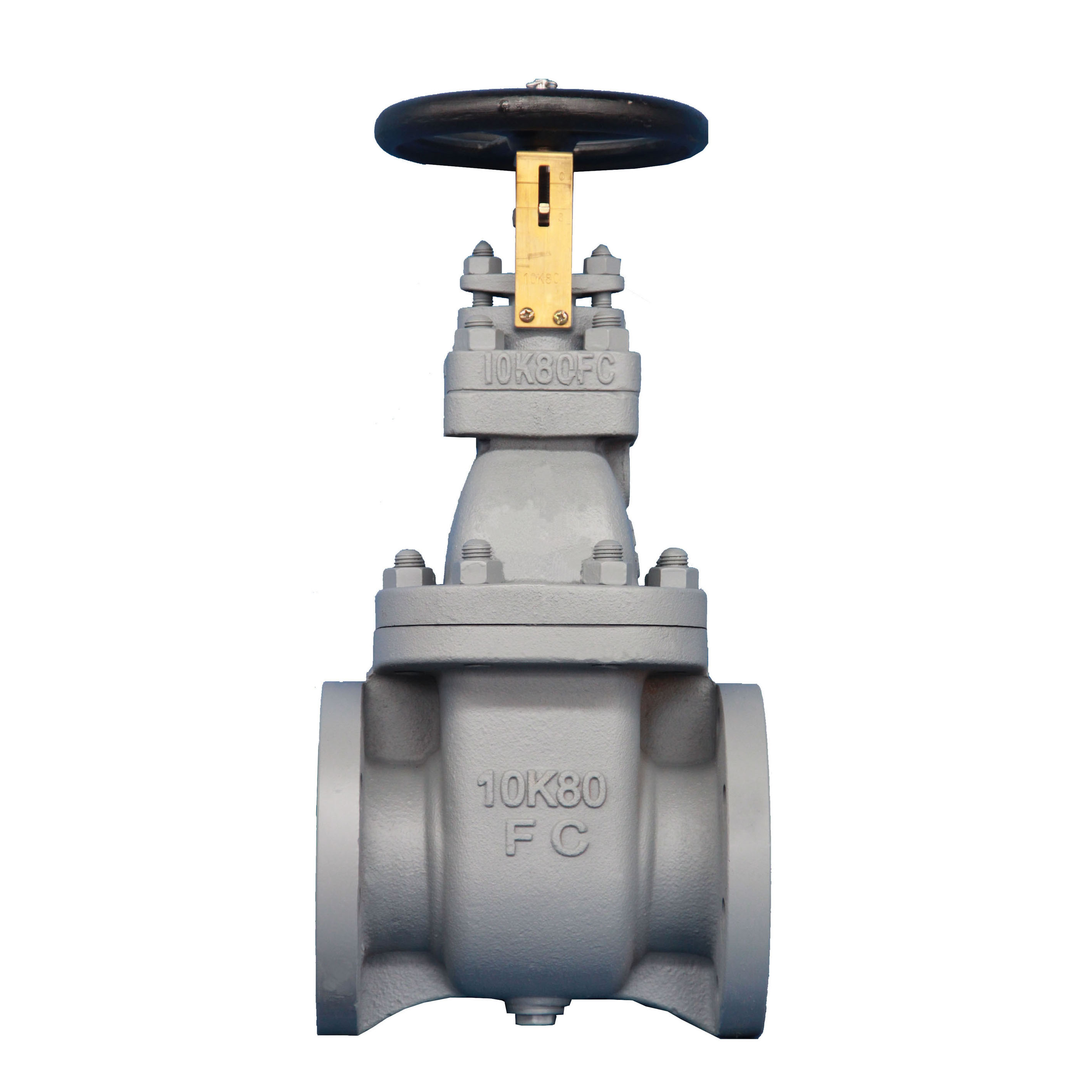 Cast Iron Gate Valve JIS F7364 10K