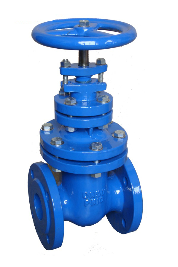BS5163 Metal Seat Gate Valve NRS