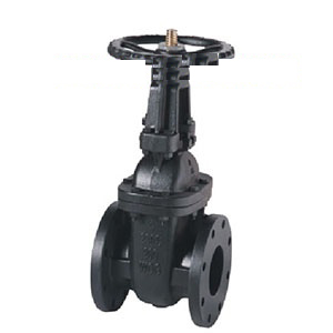 OS&Y Metal Seated Gate Valve 125LB