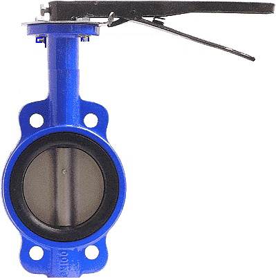 Din Wafer Butterfly Valve
