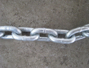English standard Short link chain
