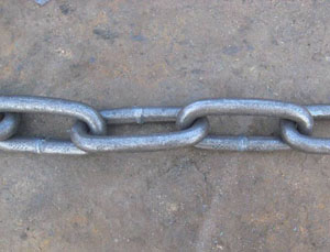 English standard Medium link chain